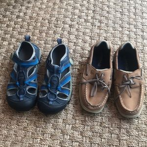 Other - Lot of boy's size 2 summer shoes 2 for $32
